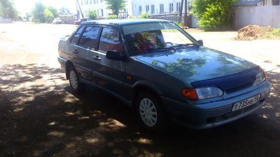 Бузулук ВАЗ 2115 Samara