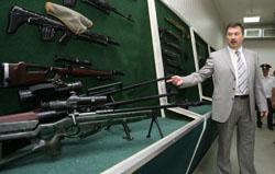 По словам Герасимова, специальные средства используют все подразделения милиции