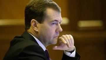 Дмитрий Медведев Президент Российской Федерации