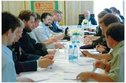 В Донском монастыре под председательством епископа Павлово-Посадского Кирилла прошло заседание