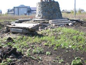 Бузулук состояние памятника погибшим в боях красногвардейцам