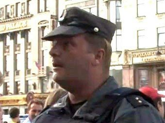 Вадим Бойко милиционер получил прозвище Жемчужный прапорщик из-за браслета на руке