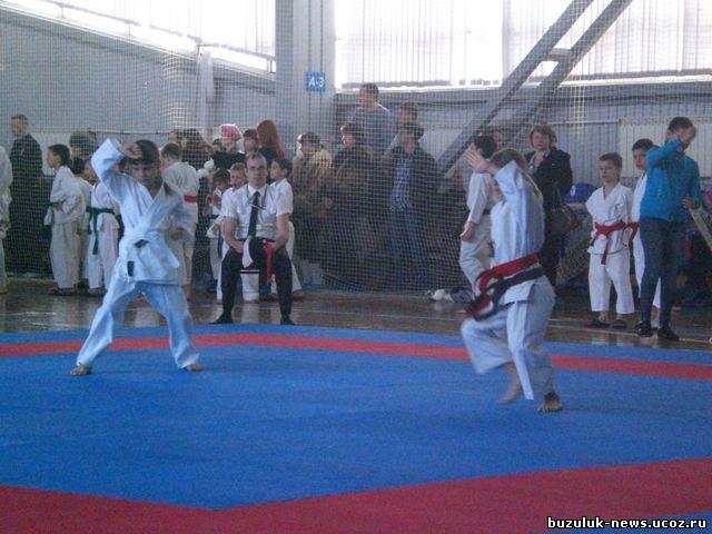 каратэ JKS соревнования по ката