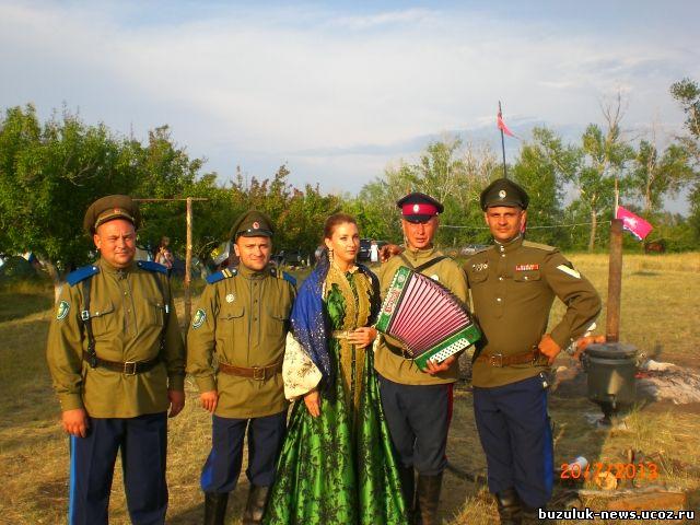 есаул Литунов Сергеей Александрович
