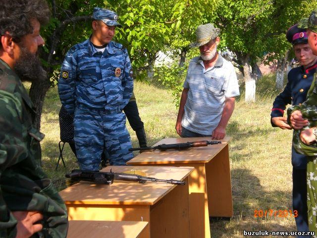 разборка сборка автомата Калашникова