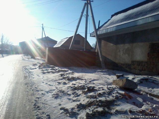 Оренбургская область город Бузулук