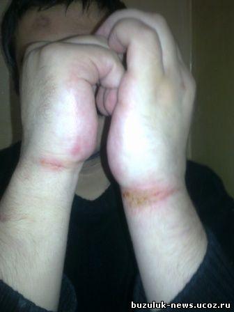 пытки в Бузулукской полициипытки Оренбургской области