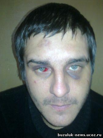Александр Жидяев после очередного допроса в Бузулукской полиции