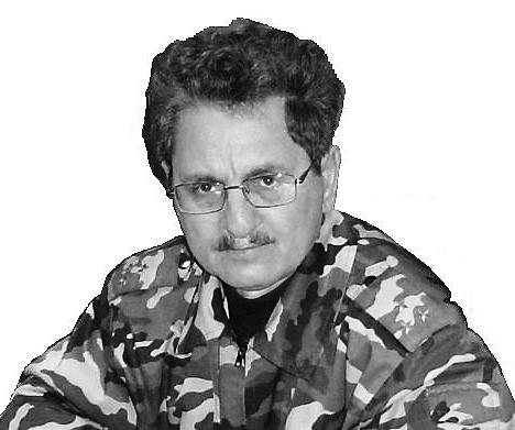 полковник милиции Владимир МОИСЕЕВ
