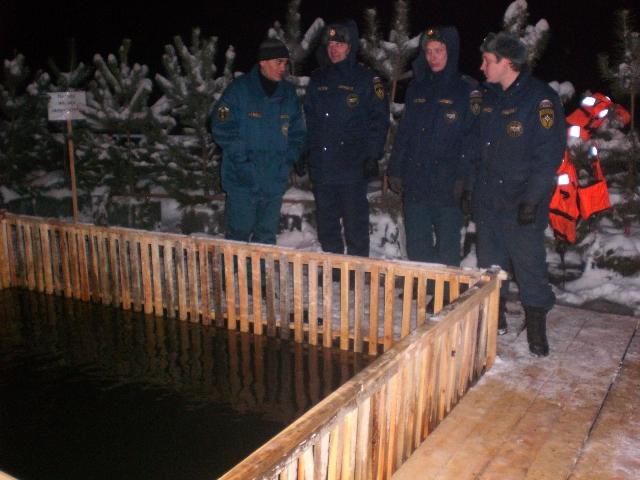 В Бузулуке обеспечено дежурство медицинской бригады и спасателей