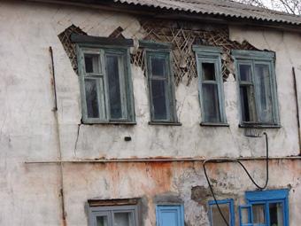 Бузулук, 7 микрорайон, дом ремонт