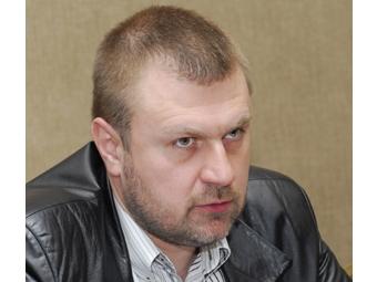 председатель общественной организации Национальный антикоррупционный комитет Кирилл КАБАНОВ