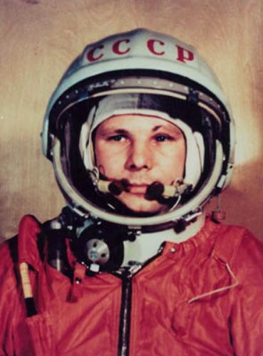 12 апреля 1961 года советский космонавт Юрий Алексеевич Гагарин