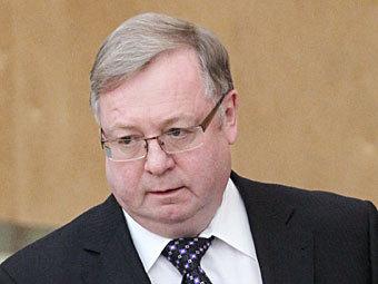 Сергей Степашин председатель Счётной палаты Российской Федерации