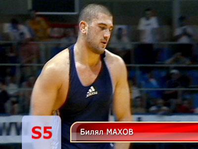 Билял Махов из кабардино-балкарской столицы стал чемпионом мира по вольной борьбе